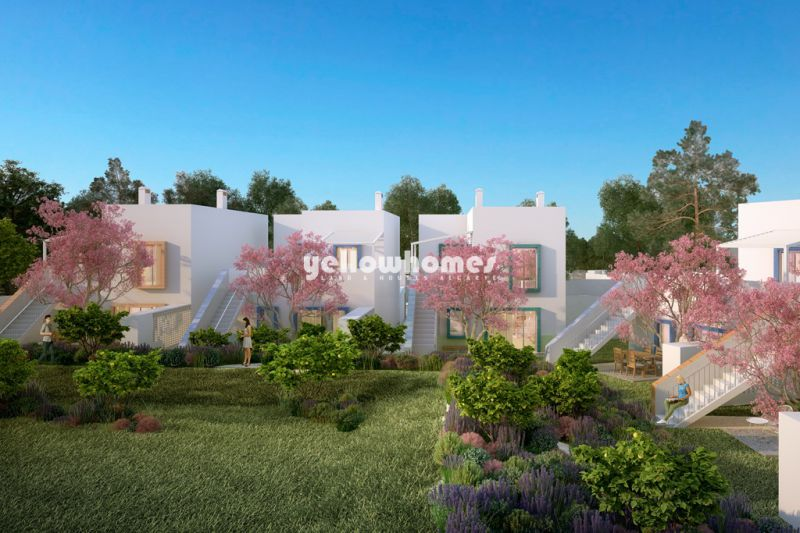 Contemporary 2-bedroom OFF-PLAN apartments in Vilamoura